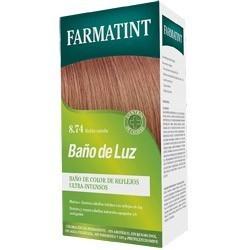 FARMATINT BAÑO COLOR 8.74 RUBIO CANELA