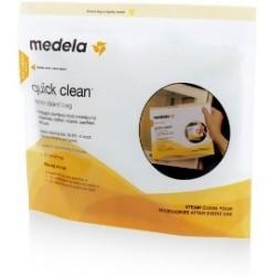 MEDELA BOLSAS PARA MICROONDAS QUICK CLEAN 5 UDS