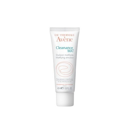 AVENE CLEANANCE MAT EMULSION MATIFICANTE 40ML