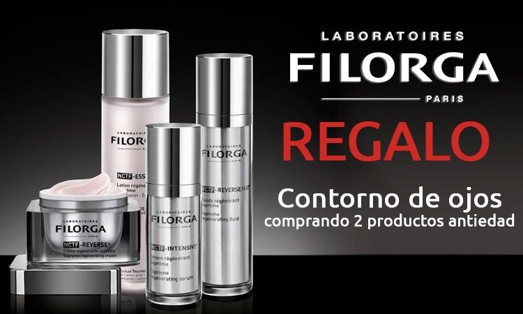 Filorga - Regalo de contorno de ojos comprando 2 productos antiedad
